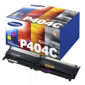 SAMSUNG originální toner kit CLT-P404C CMYK 1000str., SAMSUNG Xpress C430W C480 Rainbow