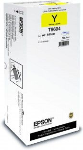 EPSON Recharge XXL for A3 - 75.000 pages Yellow