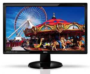 "Monitor BENQ LCD GL2460 24""/2ms/12M:1/1920x1080/DVI/Flicker-free"