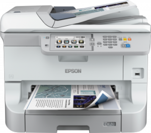 EPSON WorkForce Pro WF-8590DTWF Multifunkce (220V)