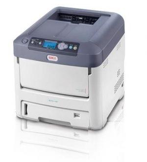 OKI ES7411WT Tiskárna A4 s bílým tonerem