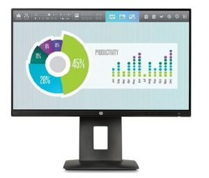 HP Z22n 16:9 / 21,5 IPS / 1920x1080 / 1000:1 / 7 ms / 250cd / VGA / HDMI / DP / USB / pi