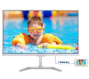 "PHILIPS LCD 246E7QDSW/00 23,6"" wide PLS/1920x1080/20M:1/5ms/250cd/VGA/DVI-D/HDMI (MHL)/ep"