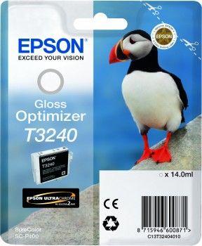 EPSON originální ink C13T32404010, gloss optimizer, 14ml, EPSON SureColor SC-P400