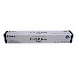 CANON CEXV49 Black/Černý originální toner 36000str., 8524B002 CANON iR ADV C3320,3325,3330