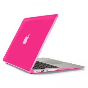 """Obal - kryt SPECK SeeThru Hot Pink - Macbook Air 13"""""""