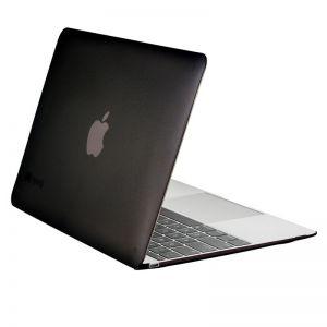 "Obal-kryt SPECK SeeThru Black Matte - na Macbook 12"""