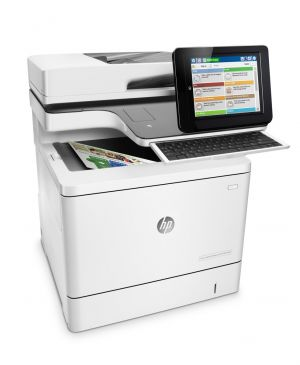 HP Color LaserJet Enterprise MFP M577c (A4, 38 ppm, USB 2.0, Ethernet, Print/Scan/Copy, F