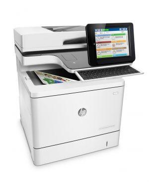HP LJ Enterprise 500MFP CM577c/A4, LAN, FAX