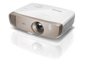 BENQ DLP Projektor W2000 1920x1080 Full HD/2000 ANSI lm/15 000:1/D-SUB/2xHDMI/MHL/2x10W Re