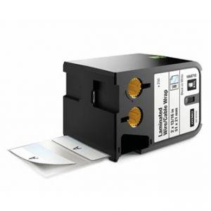 DYMO Originální páska 1868710 černý tisk/bílý podklad, 51mm x 21mm, 250ks, XTL la