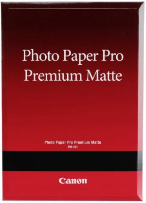 CANON fotopapír PM-101 Photo Paper Premium Matte A2 20 sheets
