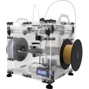 3D tiskárna Velleman Vertex K8400 - s možnosti tisku 2 tisk hlavy