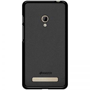 Pouzdro Amzer Pudding TPU Case, black - ASUS Zenfone 5