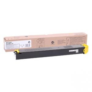 SHARP originální toner DX-25GTYA, yellow, 7000str., SHARP DX-2500