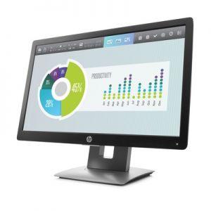 HP EliteDisplay E202 / 20 IPS/ 1600x900 / 1000:1 / 7ms / 250 cd / VGA, DVI-D, DP, USB / 3/