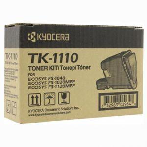 KYOCERA Toner TK-1110 toner kit black