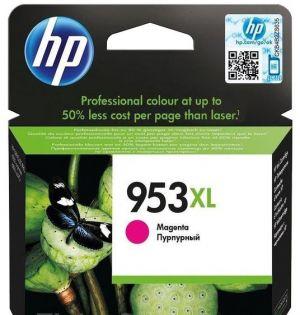 HP 953XL purpurová inkoustová kazeta, F6U17AE