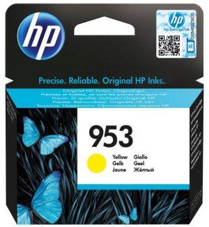 HP 953 žlutá inkoustová kazeta, F6U14AE
