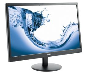 "AOC LCD E2770SH 27"" TN W-LED/1920x1080/1000:1/1ms/300 cd/VGA/HDMI/DVI/Repro/Black"