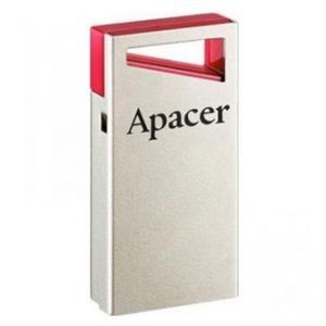 APACER USB Flash Drive, 2.0, 16GB, AH112 16GB Flash Drive, červený, AP16GAH112R-1