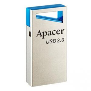 APACER USB Flash Drive, 3.0, 32GB, AH155 32GB Flash Drive, modrý, AP32, GAH155U-1