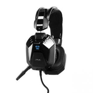 E-BLUE Cobra H 948 herní sluchátka s mikrofonem, černá, 3.5mm konektor