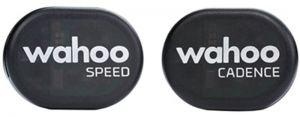 WAHOO RPM Speed & Cadence Sensor - sensor rychlosti na kolo a frekvence šlapání