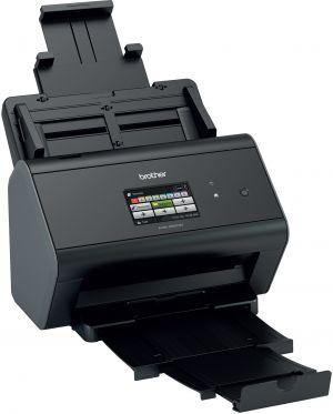 BROTHER ADS-2800W vysokorychlostní oboustranný skener dokumentů, dotyk. LCD, ethernet, WiF