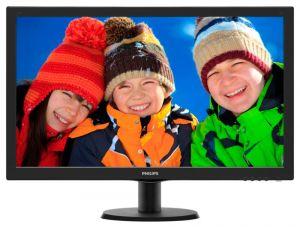 "PHILIPS LCD 273V5LHSB 27""wide/1920x1080/5ms/10mil:1/HDMI/LED"