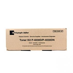 TRIUMPH ADLER originální toner kit 4434010015, 12500str., TRIUMPH ADLER P-4030D, P-4030DN