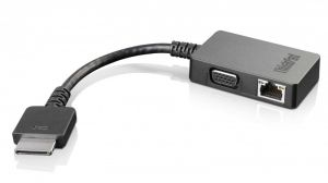 LENOVO ThinkPad OneLink+ to VGA/RJ45 adapter VGA a Ethernet