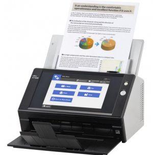 FUJITSU ScanSnap N7100, NW Scanner, duplex, A4, 25 Sheets/Min colour Duplex ADF 50, 1000