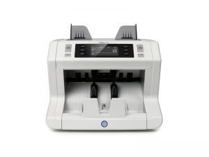 SAFESCAN 2610 Počítačka bankovek robustní a spolehlivá se základní UV detekcí padělků