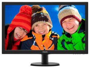 "PHILIPS LCD 273V5LHAB 27""wide/1920x1080/5ms//10mil:1/HDMI/LED/repro"