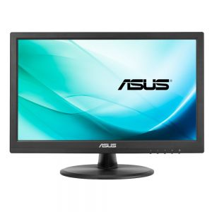 "ASUS VT168N 15.6""(39.6cm) WLED/TN/16:9/1366 x 768/50M:1/10ms/200cd/m2/D-SUB/DVI/microUSB"