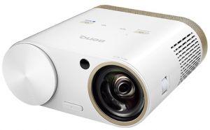 BENQ DLP Projektor i500 DLP/1280x800 WXGA/500 ANSI lm/100 000:1/D-Sub/HDMI/2x5W Repro/20;0