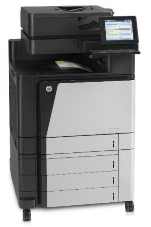 HP Color LaserJet Enterprise flow MFP M880z (A3; 46ppm; USB 2.0, Ethernet; multifunkce