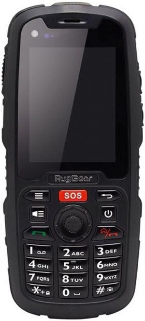 RUGGEAR RG-310 black outdoorový multifunkční a robustvní telefon se syst. Android
