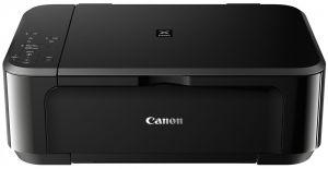 CANON PIXMA MG3650 Barevná multifunkce černá Wi-Fi Duplex/4800x1200/USB black