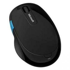 MICROSOFT Myš Sculpt Comfort Mouse, 2 ks AA, 2.4 [GHz], optická, 6tl., 1 kolečko, bezdráto