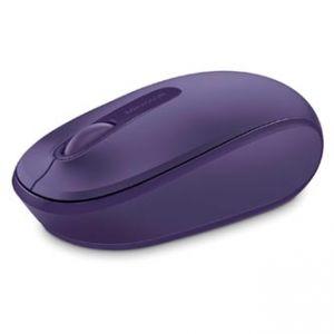 MICROSOFT Myš Mobile Mouse 1850, 1 ks AA, 2.4 [GHz], optická, 3tl., 1 kolečko, bezdrátová,