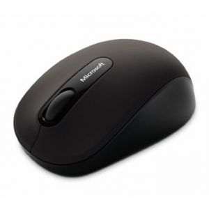 MICROSOFT Myš Bluetooth Mobile Mouse 3600, 1 ks AA, 2.4 [GHz], optická, 3tl., 1 kolečko, b