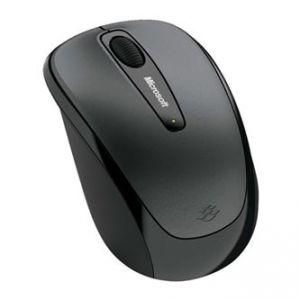 MICROSOFT Myš Mobile Mouse 3500, 1 ks AA, 2.4 [GHz], optická, 3tl., 1 kolečko, bezdrátová,
