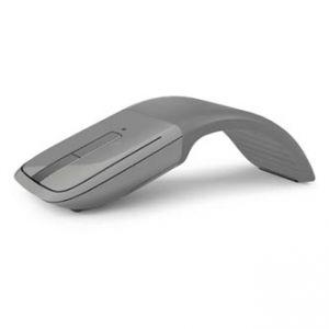 MICROSOFT Myš laserová, 4tl., 1 kolečko, Bluetooth, šedá, 1000DPI, stylový design