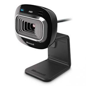 MICROSOFT Web kamera HD-3000 Win USB, 1,3 Mpx, USB 2.0, černá