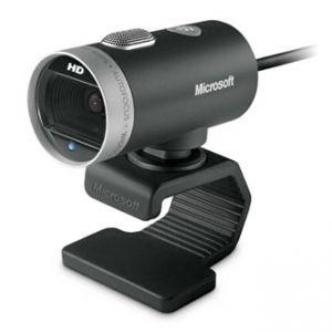 MICROSOFT Web kamera LifeCam Cinema, 1,3 Mpx, USB 2.0, černá