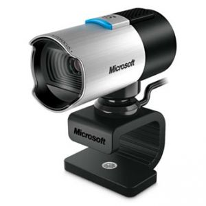 MICROSOFT Web kamera LifeCam Studio, 1920x1080p (30 FPS), USB 2.0, černá