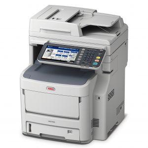 OKI MC760dnvfax barevná laserová multifunkce A4