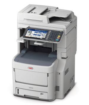 OKI MC780dfnvfax barevná laserová multifunkce A4